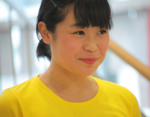太田 実結(Ota Miyu)